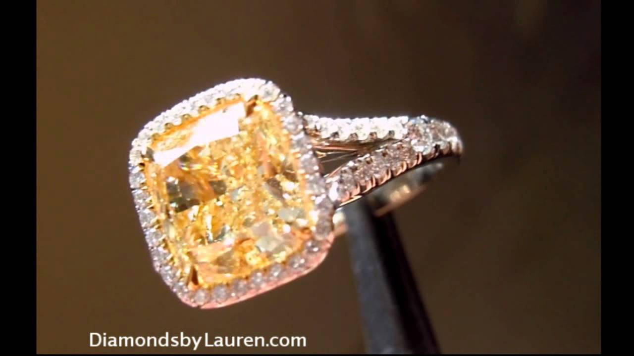 Diamond Ring Photos On Hand