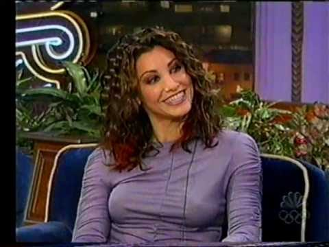 Gina Gershon  19990914 Leno Tonight