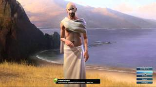 Civilization V OST | Gandhi Peace Theme | Raga Asa