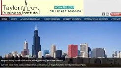 Taylor Business Institute promotes higher learning that empowers from Chicago