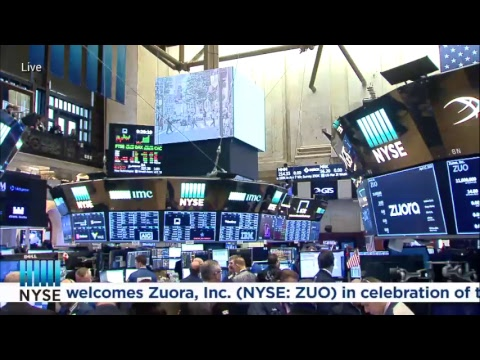 Zuora, Inc. (NYSE: ZUO) Celebrates their IPO