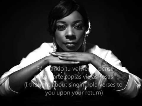 Buika -No Habrá Nadie En El Mundo (with lyrics english-spanish translation) hd