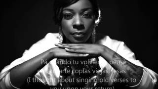Buika -No Habrá Nadie En El Mundo (with lyrics english-spanish translation) hd