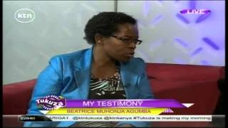 Motivational: My Testimony Pst. Beatrice Muhonja Agumba