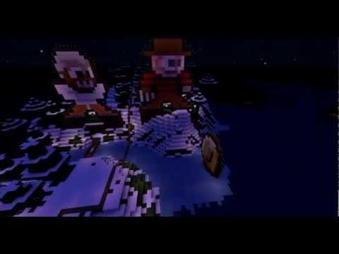 Minecraft Pixel Art World