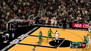 NBA 2k12 PC Mods Spurs vs Celtics