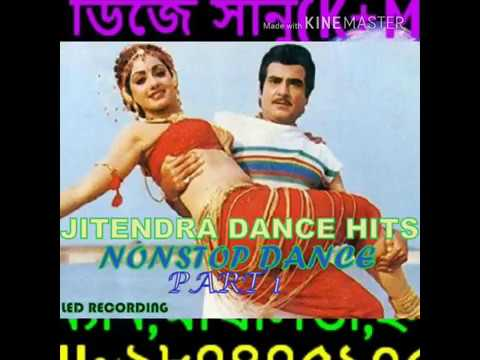 Jeetendra Dance Hits Non Stop Simple Song