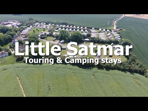 Camping & Touring In Folkestone At Little Satmar Holiday Park, Kent