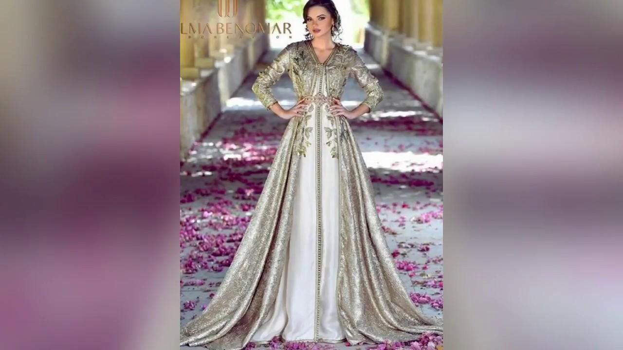 extrêmement unique grande variété de styles 2019 professionnel beautiful caftan 2018 اروع مودالات قفتان
