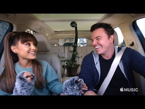 Ariana Grande Carpool Karaoke (Apple Music)