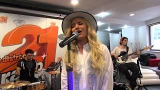Delia - Inimi desenate (LIVE RADIO 21)