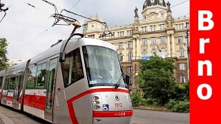 Brno: Porsche tram? / Tramwaj Porsche? - CZ03