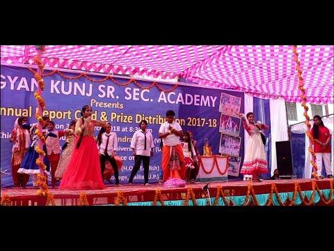Gyan Kunj Academy  24th Annual Report Card & Prize Dist  Ceremony