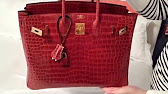 f543676eb69 Hermes Birkin 40 Bag - Shopcelinehandbags.com - YouTube