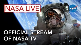 Nasa Live : Official Stream of Nasa TV