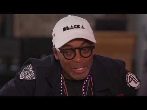 #RolandMartinUnfiltered: Roland talks to @Blackkklansman director Spike Lee