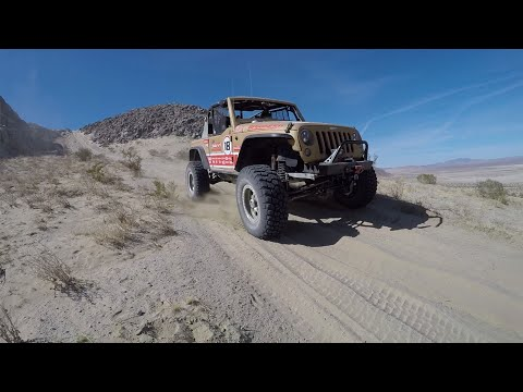 Pt 3: Finishing Jessi Combs' New Jeep and Winning 2018 KOH Stock Class