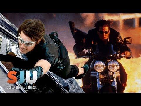 Best Mission: Impossible Stunts (Tom Cruise) - SJU