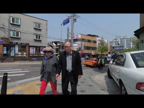 [4K] Walking Gomdallaegil, Seoul, Korea - 곰달래길