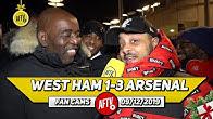West Ham 1-3 Arsenal | Pepe Had Hella Presence Blud! (Troopz)