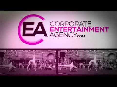 Corporate Entertainment Agency Showreel 2016