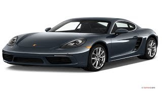 2018 Porsche Cayman interior and exterior of a car  Specifications and Price Details Review