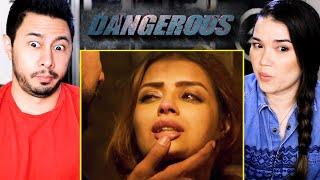 DANGEROUS | Bipasha Basu | Karan Singh Grover | MX Player | Trailer Reaction | Jaby Koay
