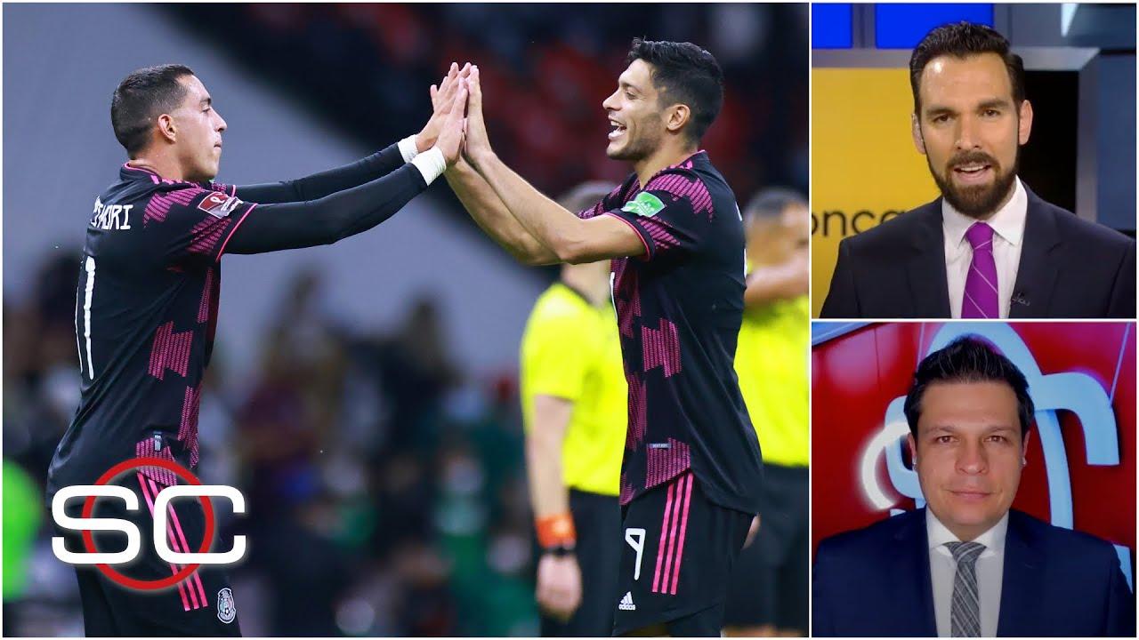 EL TRI, nuevamente L�DER en la eliminatoria de la CONCACAF tras goleada ante Honduras