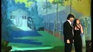 Andrea Bocelli & Judy Weiss - Ich lebe für sie (Vivo Per Lei) + lyrics
