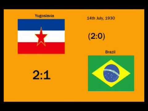 world cup 1930 Uruguay