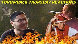 Eminem - Mockingbird | THROWBACK THURSDAY REACTION