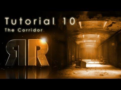 Corridor Projection Man Tutorial 10 | Renderready
