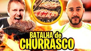 BRAZILIAN BARBECUE BATTLE