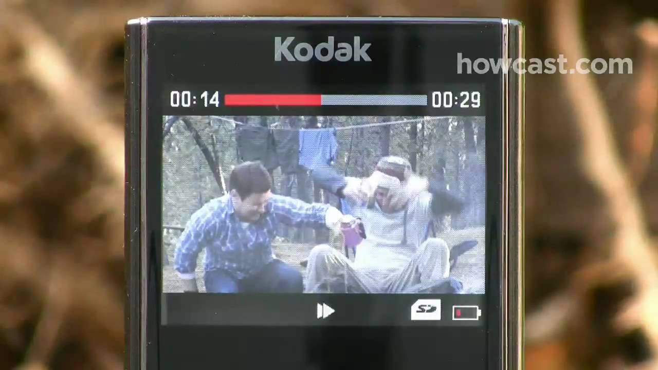 How To Get The Most From The Kodak Zi8 Pocket Video Camera Youtube