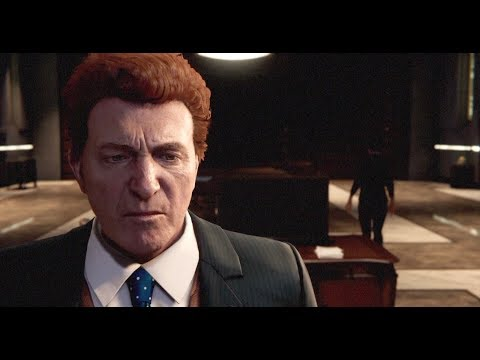 Norman Osborn Blames Everything On Spider Man - Ps4