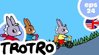 TROTRO - EP24 - Trotro goes riding