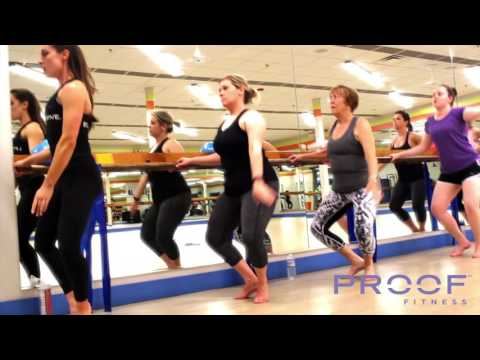 Studio Proof: Bootybarre At Proof Fitness In Lexington KY