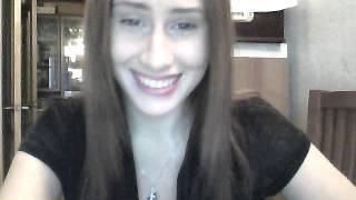 Сняла нарощенные волосы.