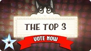 Britain's Cleverest Cat - vote for your winner | Britain's Got Talent 2014