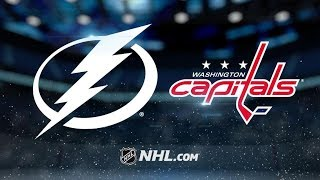 Tampa Bay Lightning vs Washington Capitals | Mar.20, 2019 | Game Highlights | NHL 2018/19 | Обзор