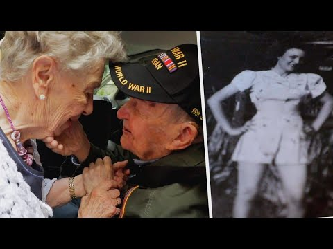 Hoss Michaels - These Long Lost Lovers Are Reunited After 75 Years
