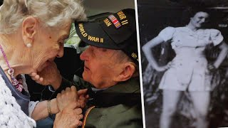 Long-Lost Lovers Reunite 75 Years After World War II