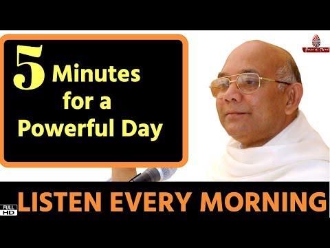 LISTEN TO THIS EVERY MORNING | BRAHMA KUMARIS | IN HINDI