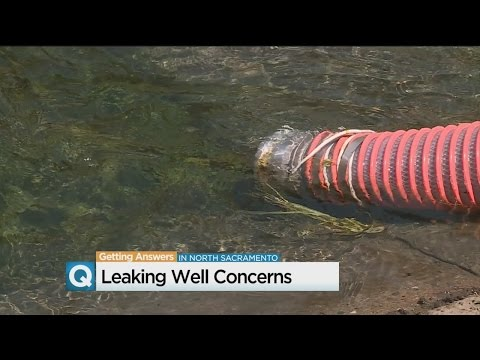 Well Flushing Upsets North Sacramento Residents Concerned About Water Waste