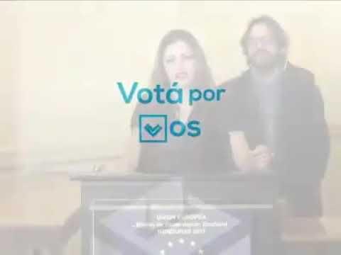 Honduras conferencia de prensa de representante de la unión Europea completo