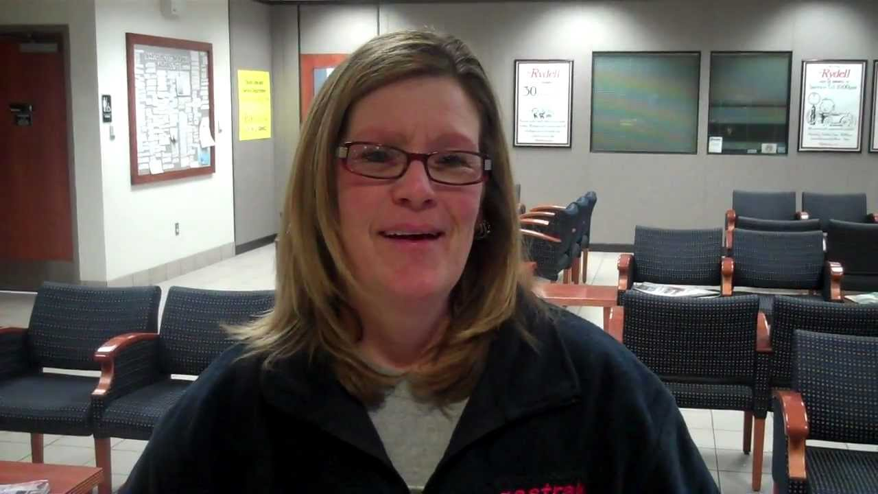Happy Customer At Rydell Chevrolet Buick GMC Cadillac In Grand Forks, ND