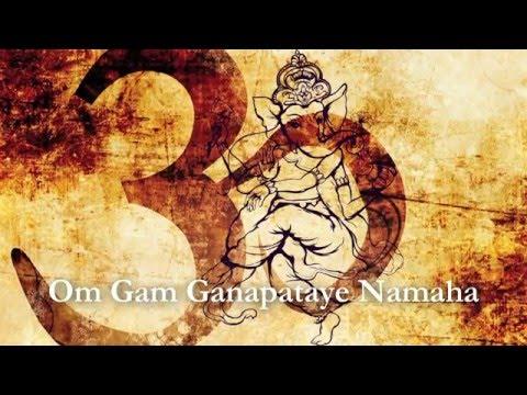 Ganesha Chant 108 Times: Ganapathi Mantra