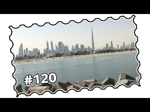 #120 - UAE, Dubai area - Jumeirah Beach and Park, along Jumeirah Road (04/2014)