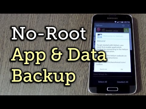Back Up Android Apps & Data Without Root [How-To]