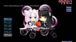 [Osu!] YA-KYIM - BAKUROCK ~Mirai no Rinkakusen~ [wring] player - ht...